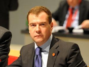 russian primeminister