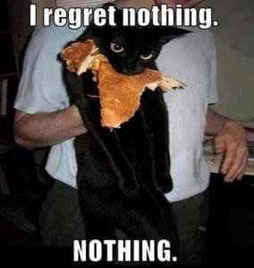 iregret nothing