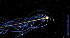 spiral rotation solar system