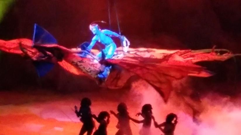 Toruk: Cirque du Soleil, an invitation, ofsorts…
