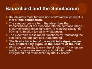 simulacrum