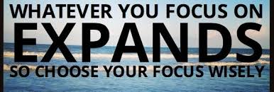 Who has dominance over your inner focus – you or somebody else?