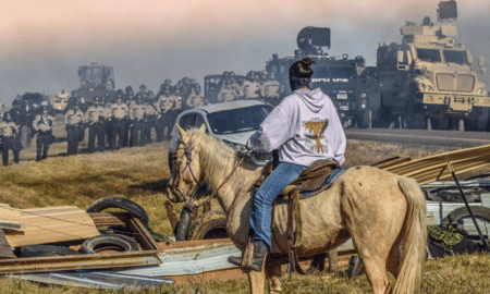 Standing Rock: the Reason there is Hope for the HumanRace