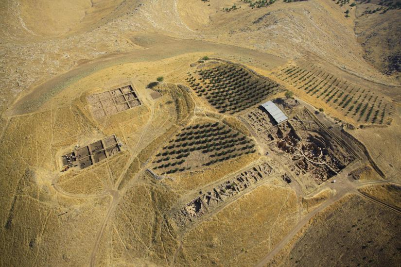 A different type of Ark; resonant frequencies that preserve a genetic DNA pattern: Gobekli Tepe