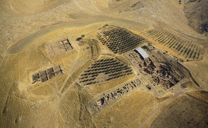 A different type of Ark; resonant frequencies that preserve a genetic DNA pattern: GobekliTepe