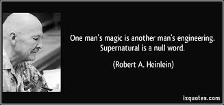 Supernatural is a nullword…