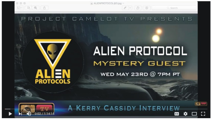 Alien Protocols: a new CE5 event, in a new way.